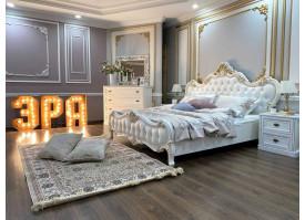 """Спальня Натали белый глянец """"Эра мебель"""""""