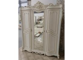 Шкаф 3-дверный Джоконда беж/ Арида