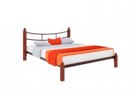 Кованая кровать Синтия Lux (5 цветов)