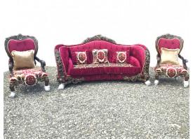 Мягкая мебель Аризона (бордовая)