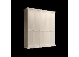 Шкаф 5-дверный Венеция беж (без зеркал)