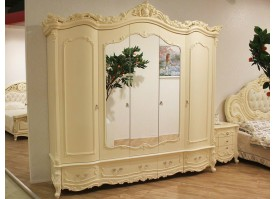 Шкаф 5-дверный Элиза беж/ Арида