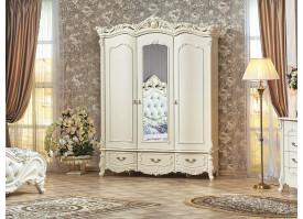 Шкаф 3-дверный Элиза беж/ Арида