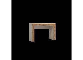 Туалетный стол (без ящиков) Тиффани премиум золото СКИДКА - 25%