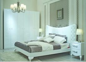 Кровать в спальню Арт Деко М-620185-08