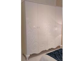 Шкаф 4 дверный  ХМ-740500