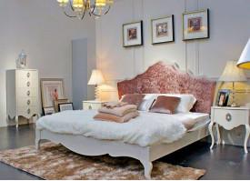 Кровать в спальню Арт Деко 620150