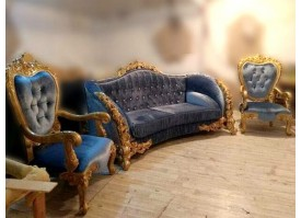 Мягкая мебель Аризона (синяя)