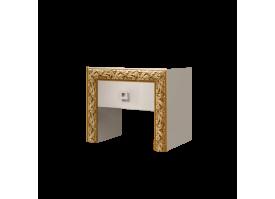 Тумба прикроватная Тиффани премиум золото  СКИДКА - 25%