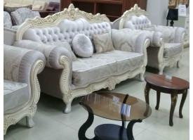Мягкая мебель Корона (светлый беж)