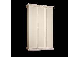 Шкаф 3-дверный Тиффани серебро без зеркал АКЦИЯ! СКИДКА - 40 %