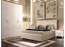 Спальня Диора (слоновая кость/золото,серебро) СКИДКА -50%!