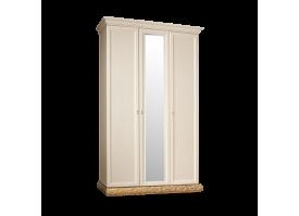 Шкаф 3-дверный Тиффани золото с зеркалами АКЦИЯ! СКИДКА - 40 %