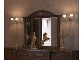 Зеркало (к комоду) Да Винчи орех