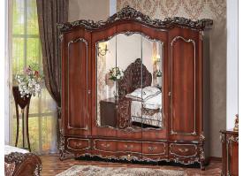 Шкаф 5-дверный Элиза орех/ Арида