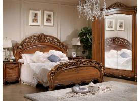 Спальня Аллегро 2Д1 с 4-дверным шкафом