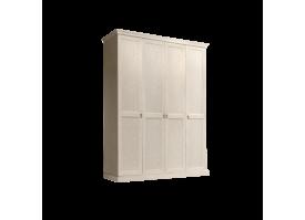 Шкаф 4-дверный Венеция беж (без зеркал)