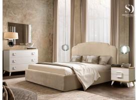 Спальня Римини+Диора (слоновая кость/золото) СКИДКА -50%!