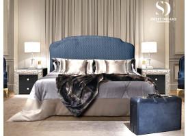 Кровать Римини (ткань антрацит 48) СКИДКА -50%!