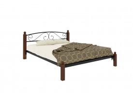 Кованая кровать Веста Lux (5 цветов)