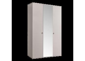 Шкаф 3-дв.Римини (слоновая кость/серебро) СКИДКА -50%!