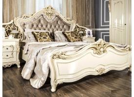 """Спальня Джоконда крем глянец """"Эра мебель"""""""
