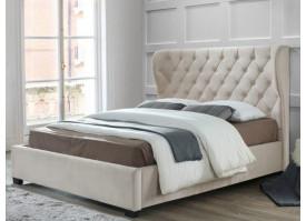 Кровать в спальню Dupen INFI 2971 беж