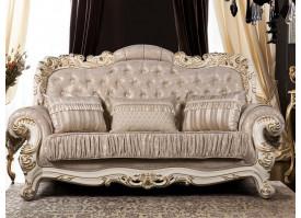 Мягкая мебель Севилья бежевая/ваниль