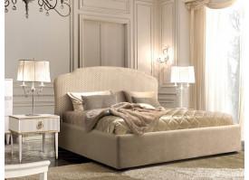 Кровать Римини (ткань беж 11) СКИДКА -50%!