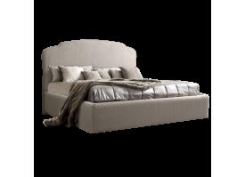 Кровать Римини (ткань серая 05) СКИДКА -50%!