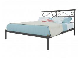 Кованая кровать Эрика (5 цветов)
