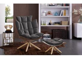 Кресло DC-1565С BROWN