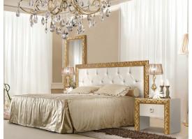 Кровать Тиффани Премиум золото! СКИДКА - 25%