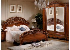 Спальня Аллегро 1Д1 с 6-дверным шкафом