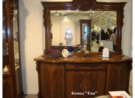 Зеркало ( к комоду) Ева