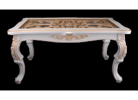 Стол журнальный Версаль прямоугольный/стекло