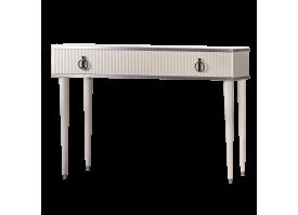 Туалетный стол Римини Соло (слоновая кость/серебро) СКИДКА -50%!