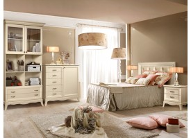 Спальня Амели бежевая