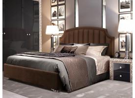 Кровать Верона Verona/ножки серебро (ткань 03) СКИДКА -50%!