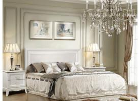 Кровать Амели (с твердым изголовьем)