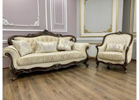 Мягкая мебель Мона Лиза орех Эра мебель