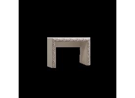 Туалетный стол (без ящиков) Тиффани премиум серебро СКИДКА - 25%