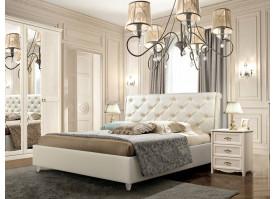 Кровать Венеция беж (мягкое изголовье)