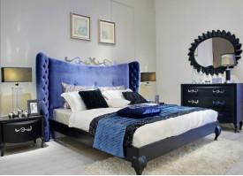 Кровать в спальню Арт Деко М-620185
