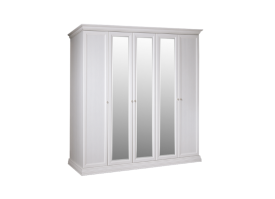 Шкаф 5-дверный Амели с зеркалами