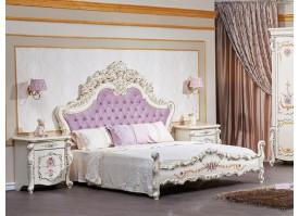"""Кровать Венеция классик крем """"Арида мебель"""""""