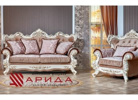Мягкая мебель Оскар 2 крем (азалия бежевый) АКЦИЯ!