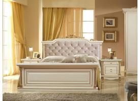 Кровать Ариза ваниль