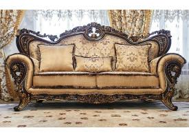 Мягкая мебель Лорд орех / валей голд