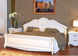 Кровать Да Винчи беж